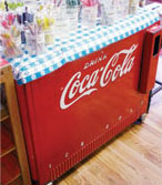 Original Coca-Cola Display